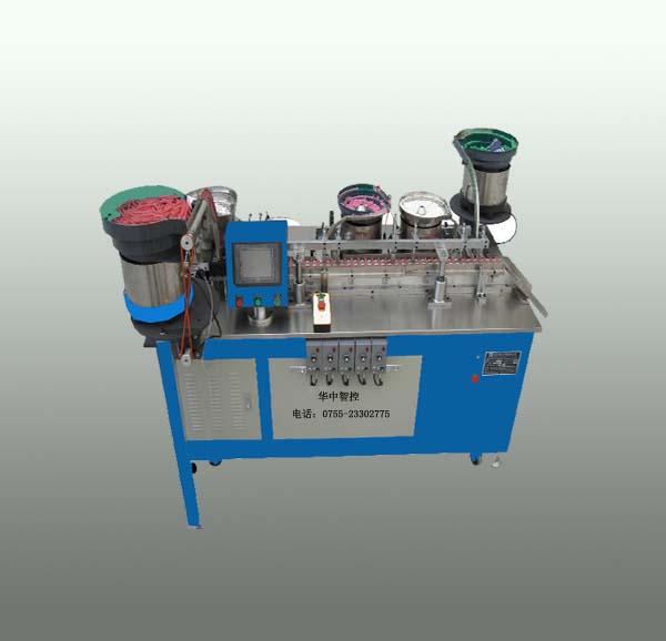 水彩笔自动组装机 DC自动焊锡机 DC插头自动焊锡机设备
